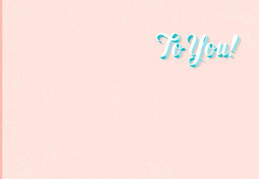 Happy Cake Day Birthday Card,