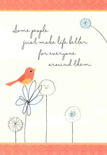 Kindhearted Friendship Card,