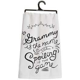 Primitives by Kathy Grammy Dish Towel, , large