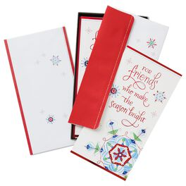 Friends Like You Christmas Cards, Box of 16, , large