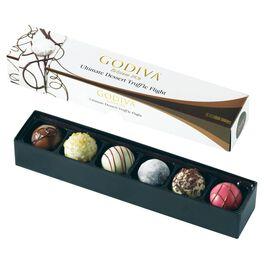 Godiva Chocolatier Ultimate Dessert Truffle Flight in Box, 6 Pieces, , large