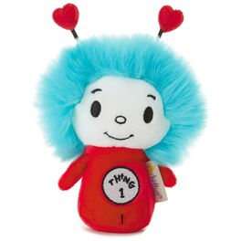 Dr. Seuss™ Thing 1 itty bittys® Stuffed Animal, , large