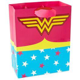 """WONDER WOMAN™ Medium Gift Bag, 9.5"""", , large"""