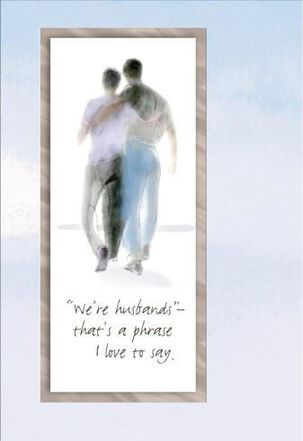 Husbands Forever Anniversary Card