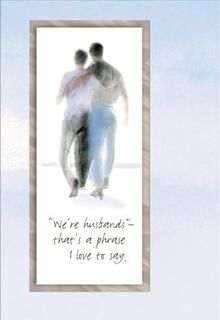 Husbands Forever Anniversary Card,