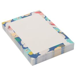 Artful Expression Floral Memo Sheets, , large