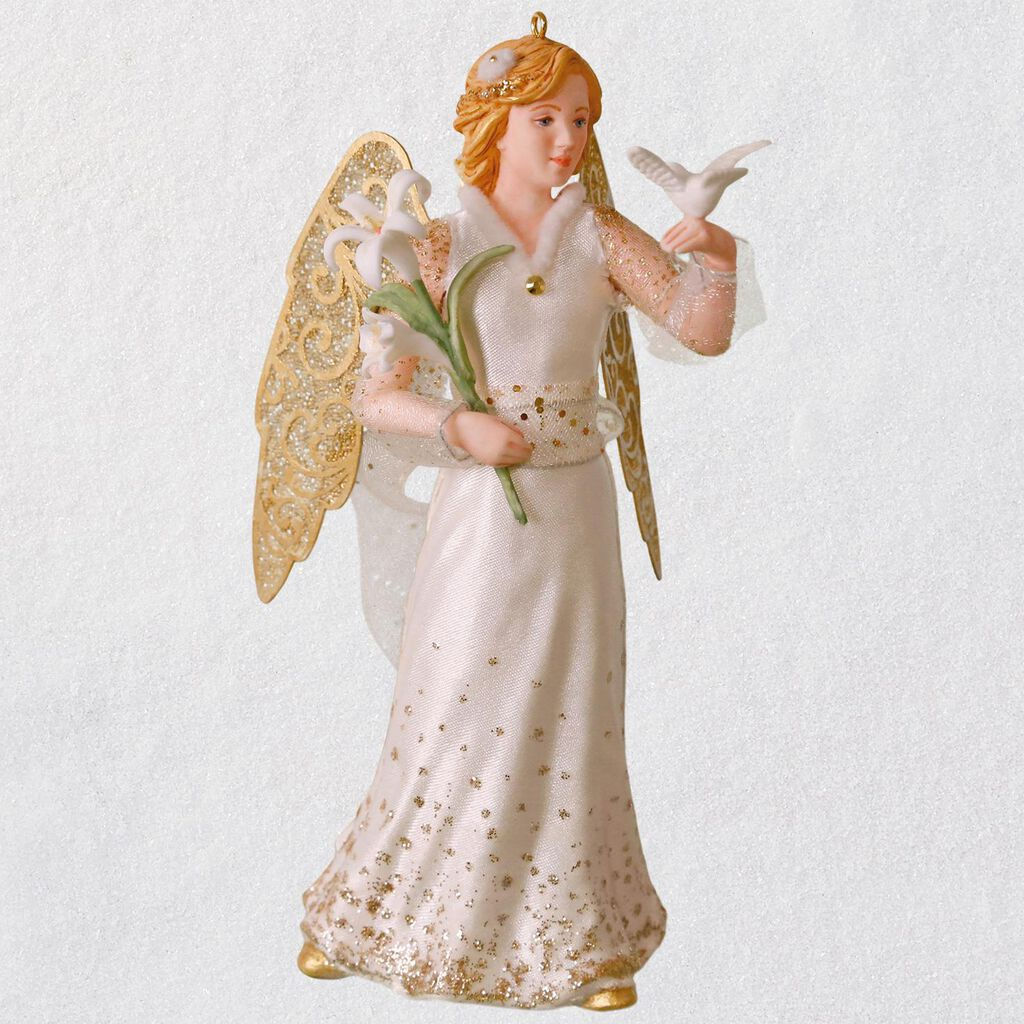 Christmas Angels Peace Ornament - Keepsake Ornaments - Hallmark