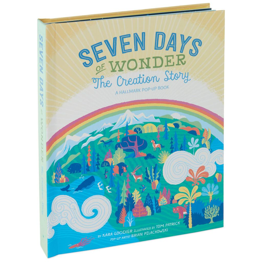 c7c7d6300435d0 7 Days of Wonder The Creation Story Pop-Up Book - Kids Books - Hallmark