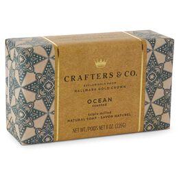 Ocean Luxury Bar Soap, , large