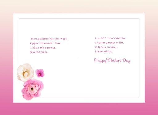 Mothers day cards hallmark our amazing life mothers day card from husband m4hsunfo