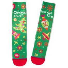 Christmas Cheer Toe of a Kind Socks, , large