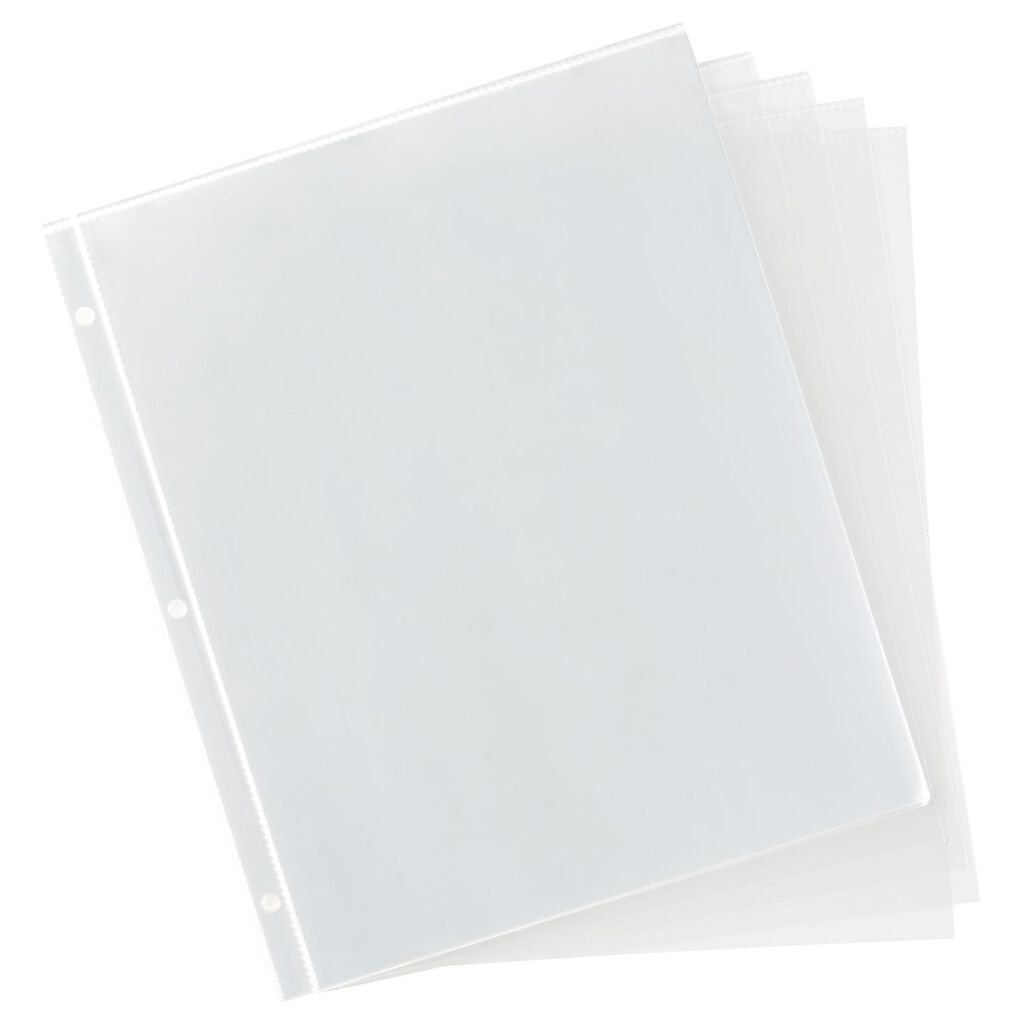 Large 3 Ring Recipe Organizer Album Refill Pages Recipe Organizers