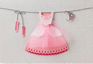 Sweet as a Ballerina Birthday Card