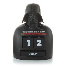 Darth Vader™ Perpetual Calendar, , large