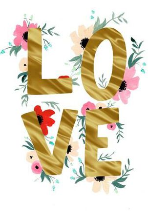 I Love to Love You Valentine's Day Card