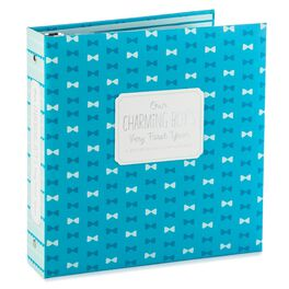 Precious Moments® Baby Boy's Baby Book and Sticker Calendar Album, , large