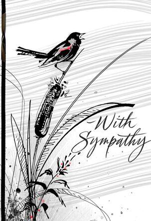 Wonderful Ways of a Parent Sympathy Card