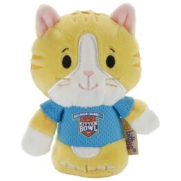 itty bittys® Kitten Bowl Toffee Stuffed Animal Limited Edition, , large