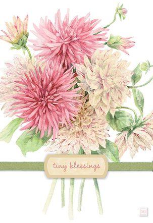 Tiny Blessings Marjolein Bastin Birthday Card