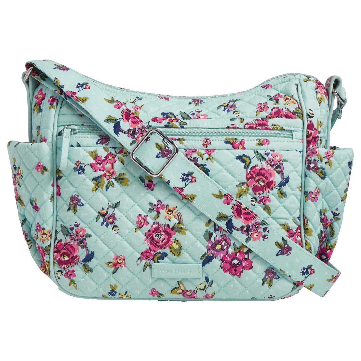 9784990ea3f8 Vera bradley iconic campus backpack in water bouquet handbags jpg 512x512 Hallmark  vera bradley