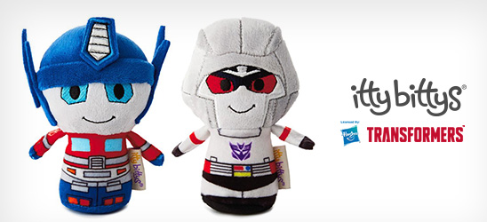 Buy one, get one 50% off select itty bittys® plush now through March 19.