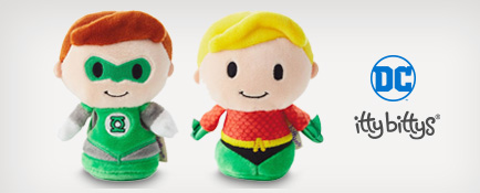 Celebrate National Comic Book Day with Hallmark's itty bittys and more.