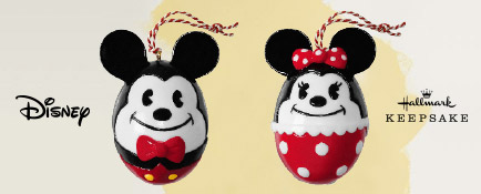 Make the memories of Easter last forever with Easter ornaments.