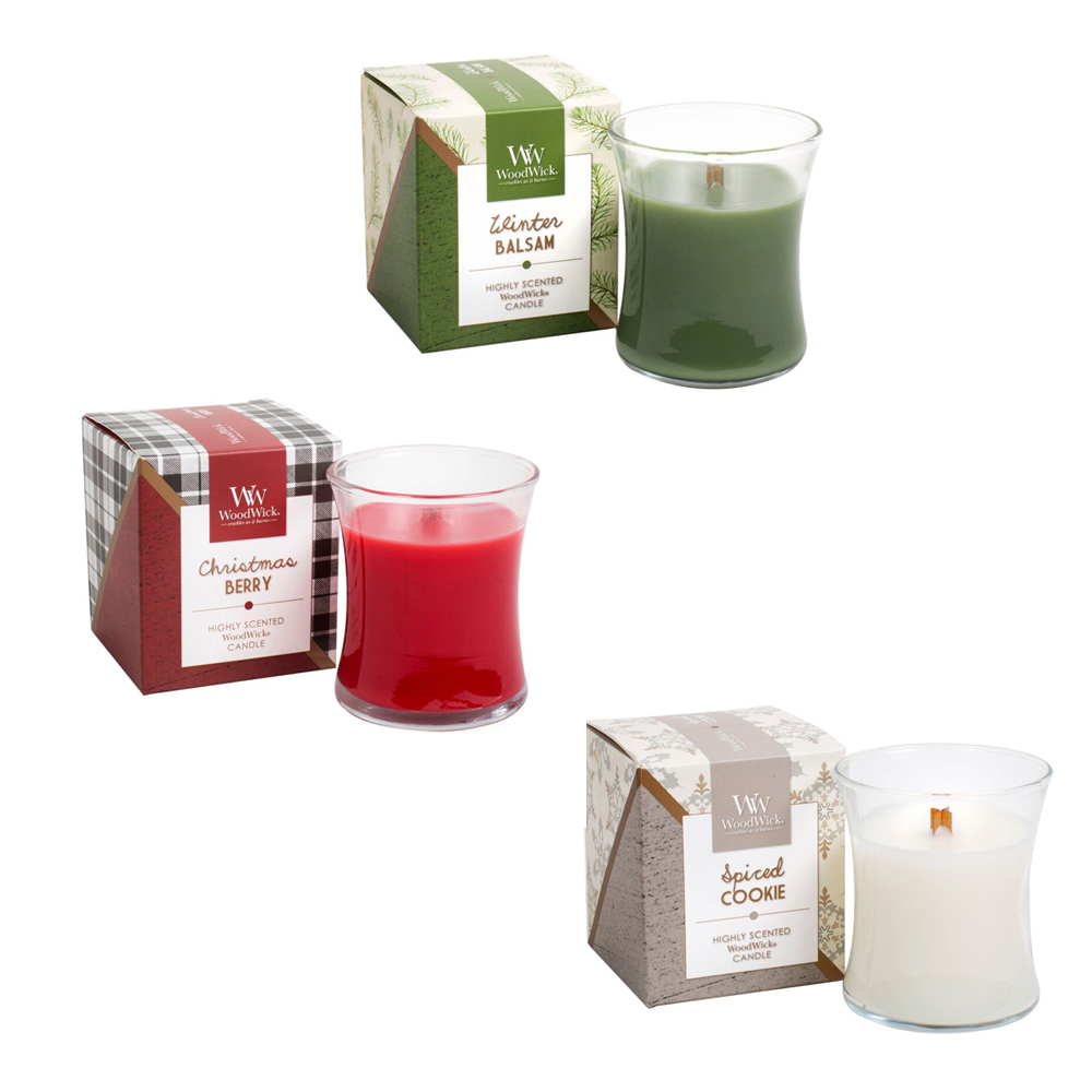 WoodWick® Mini Boxed Candles