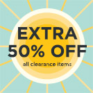 Memorial Day Clearance Sale