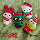 Hello Kitty® and Friends itty bittys®