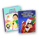 Personalized Books from Hallmark