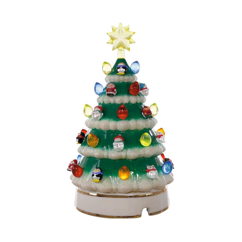 Porcelain Tabletop Tree