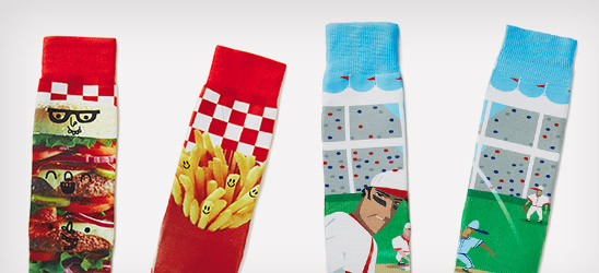 Find unique socks at Hallmark.com.