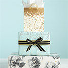 Classic Luxury gift wrap