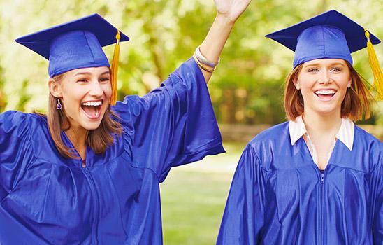 graduation hallmark