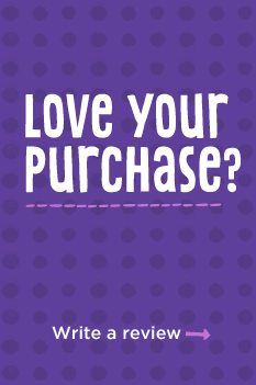 Love your purchase? write a review