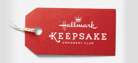 Join the Hallmark Keepsake Ornament family.
