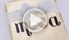 Giftology How To Wrap A Wedding Gift