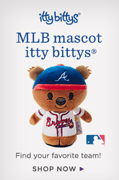 There's an MLB mascot itty bittys® for every fan.