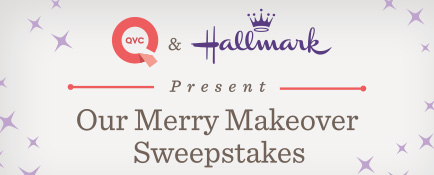 Hallmark and QVC team up to help you get set to deck the halls.
