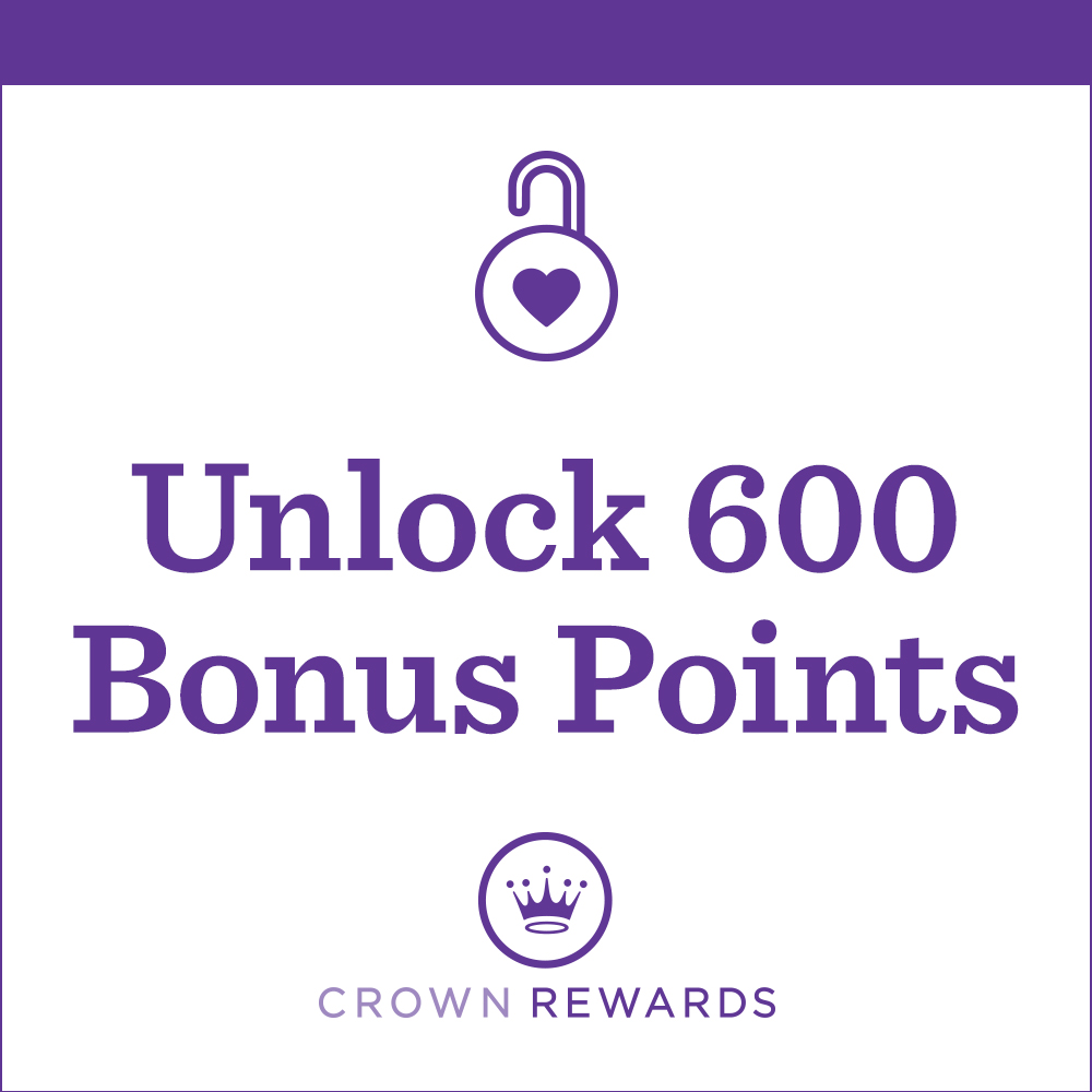 Unlock 600 Bonus Points