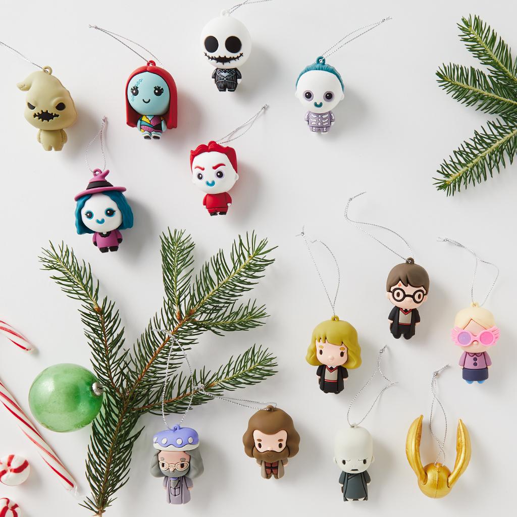 Hallmark Mystery Ornaments