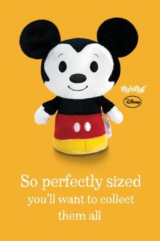 So perfectly sized you'll want to collect them all.