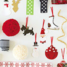 Holiday Gift Wrap Accessories