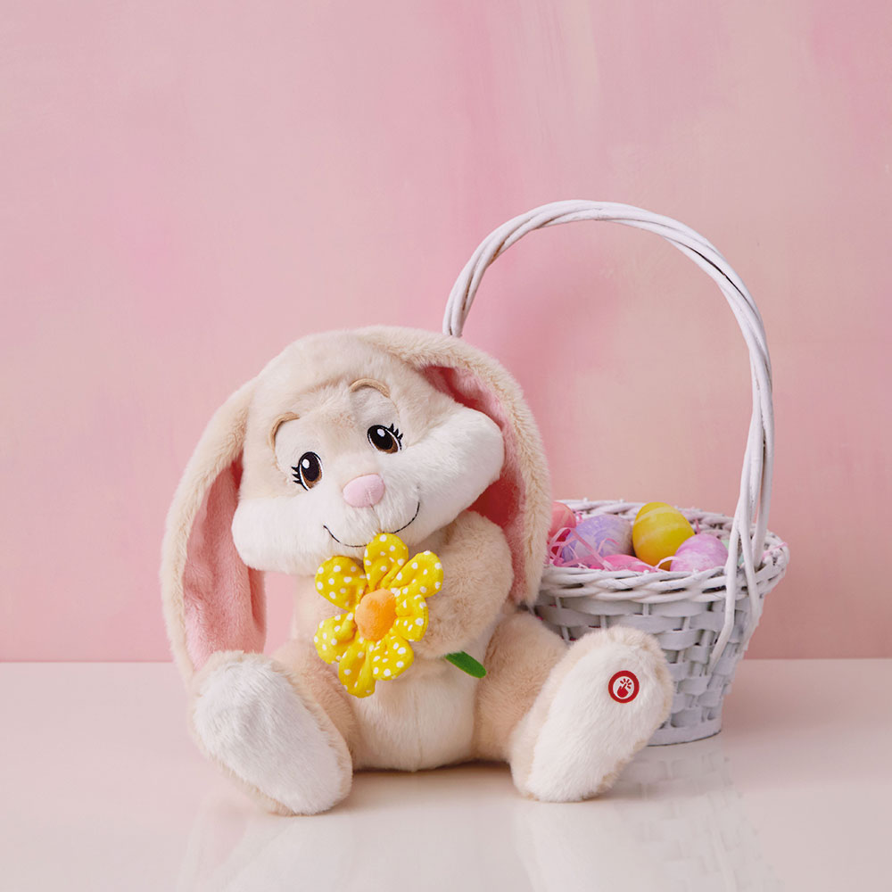 Sunny Singin' Bunny Musical Stuffed Animal