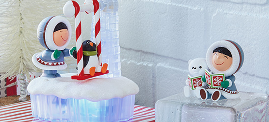Find the Frosty Friends gift collection at Hallmark.