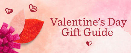 There's always room for love. Find the perfect way to make Valentine's Day extra special.
