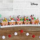 Disney Christmas Express figurine train set