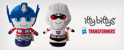 Transformers itty bittys® plush