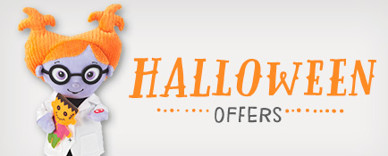 Save on Halloween toys and treats at Hallmark.